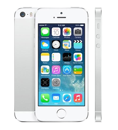 Apple iPhone 5S màu đen, trắng, vàng quốc tế bản 16G