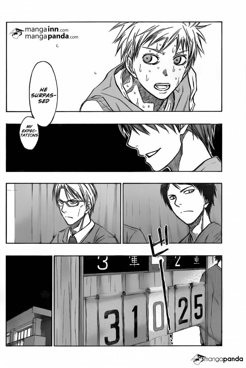 Kuroko no Basket Manga Chapter 207 - Image 06