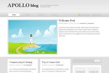 Apollo Wordpress Premium Theme