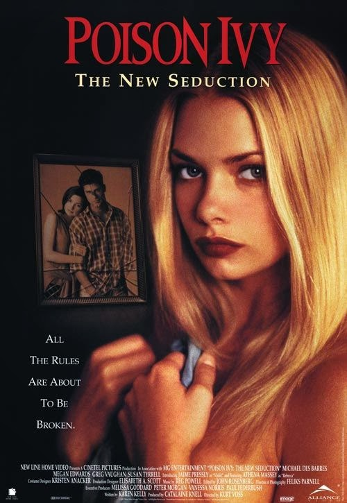 Poster Of Poison Ivy 3: The New Seduction (1997) Full Movie Hindi Dubbed Free Download Watch Online At Alldownloads4u.Com