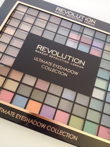 Makeup Revolution 144 Eyeshadow Collection