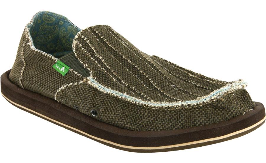 *SANUK 麻布直條鞋:變形蟲藏在細節裡! 1