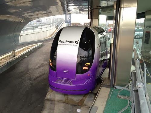 ULTraPodHeathrowAirport