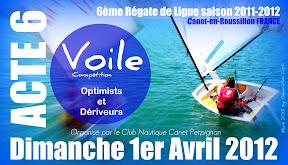 Voile Optimist compétition Régate Cnaet-en-Roussillon opti Génération_Opti enfant