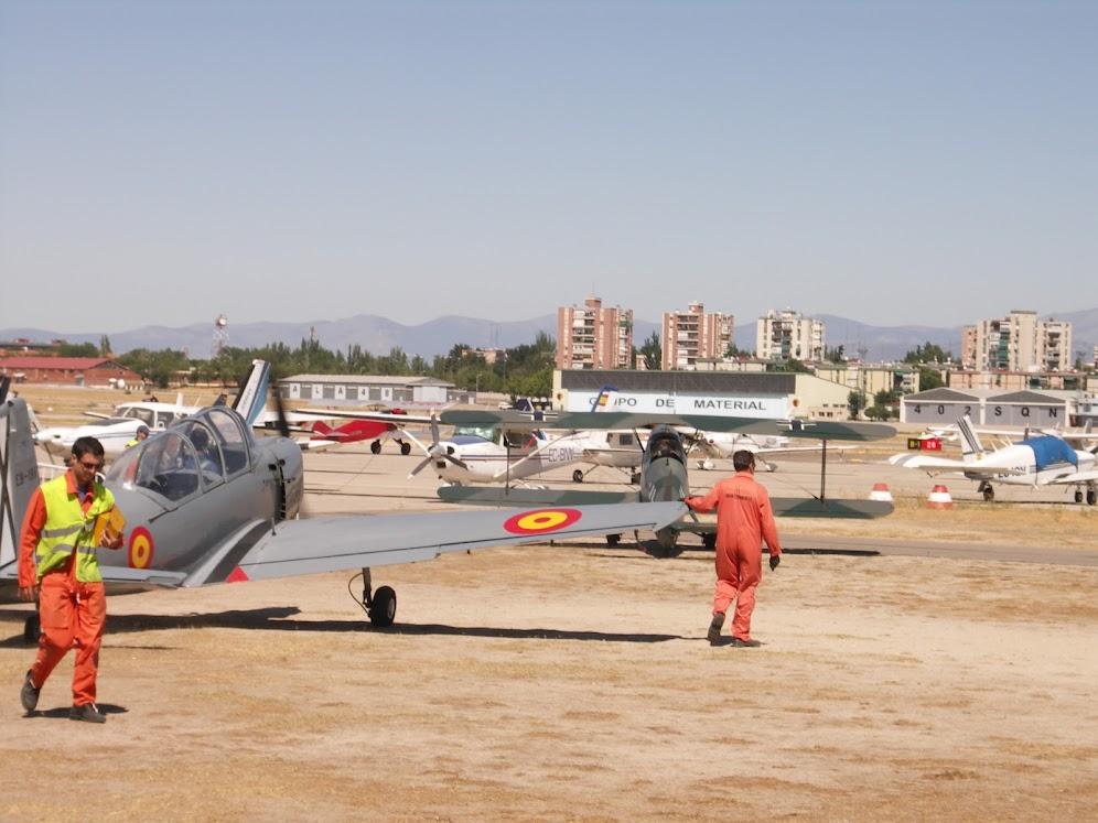"""Exhibición aerea de la Fundación """"Infante de Orleans"""". PICT0438"""