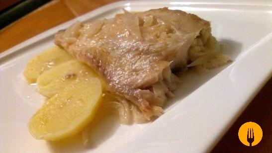 mero horno pescado receta casera