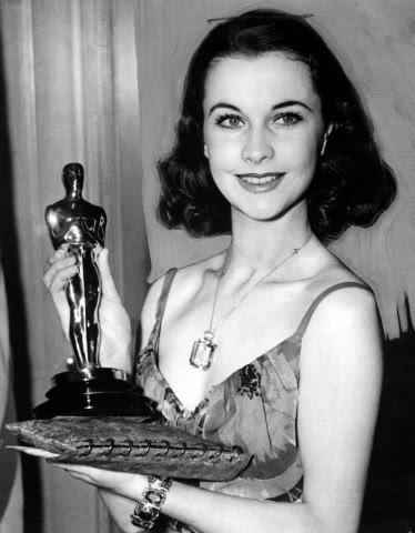 Vivien Leigh sold her Oscar