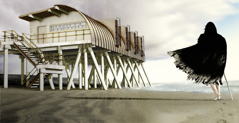 Hurricane House rendering 2012