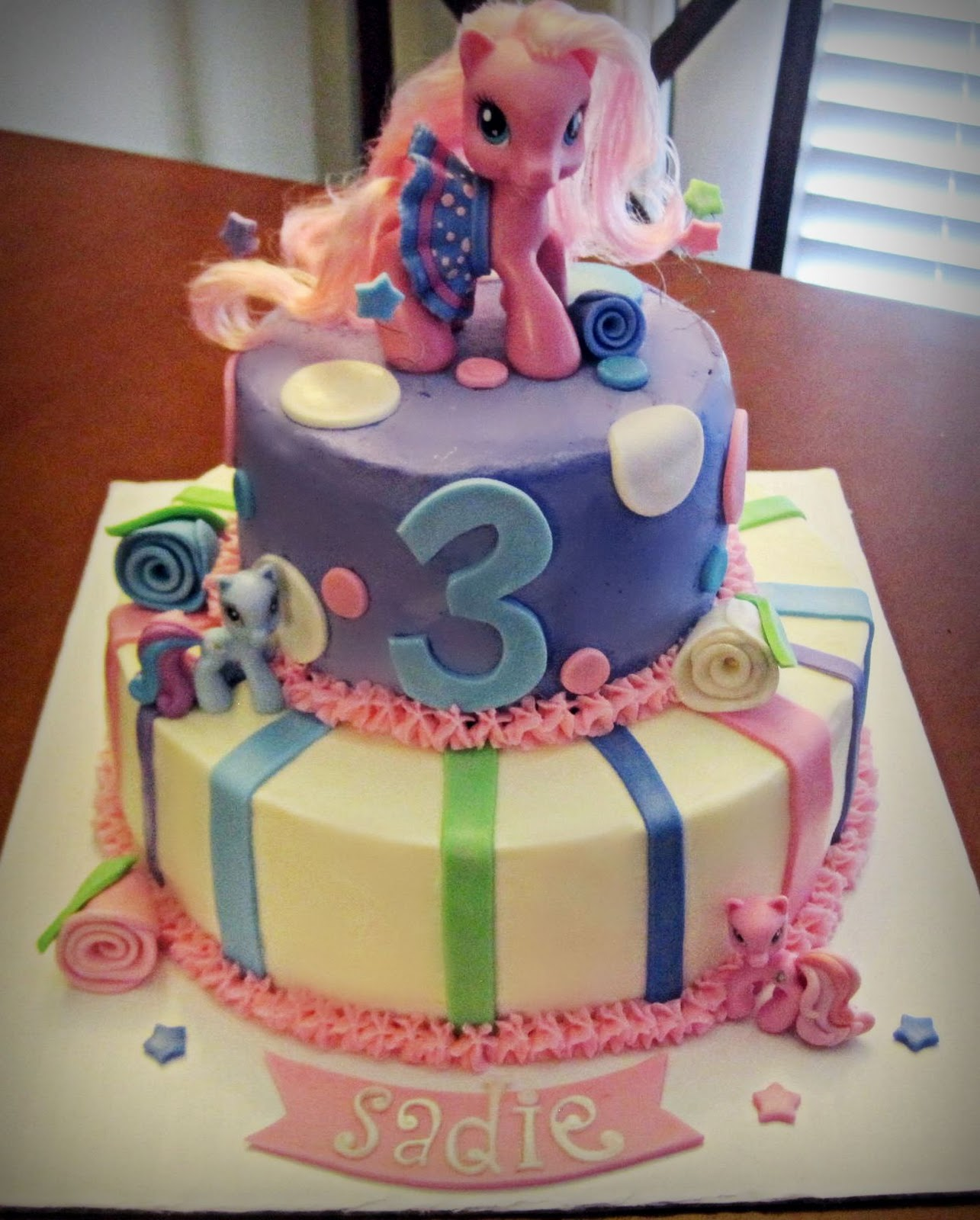 Have A Piece Of Cake My Little Pony Birthday