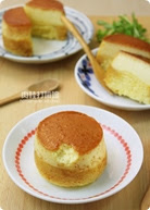 雞蛋布丁蛋糕(電鍋版)
