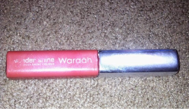 Wardah Wonder Shine Cinnamon Red 01