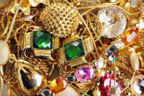 Целебные свойства золота