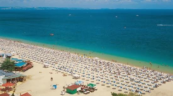 Sunny Beach - Bulgária