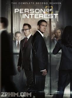 Kẻ Tình Nghi 2 - Person of Interest Season 2 (2012) Poster