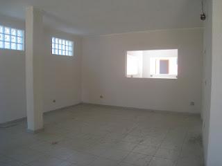 mars 2011 - bat A - réfectoire (ancien dortoir) ouvert sur cuisine