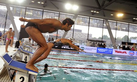 Swimming Cup 2013