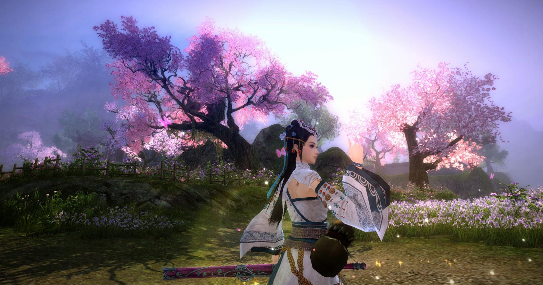 Ảnh đẹp Cửu Âm Chân Kinh: Thục Nữ Kiếm - Ảnh 16