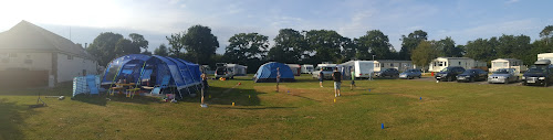 Camping  at Sandyholme Holiday Park