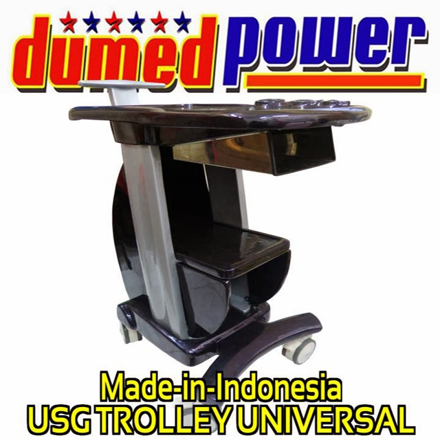 USG+Trolley+Universal+Warna+Ungu+Metalik+-+Dumedpower
