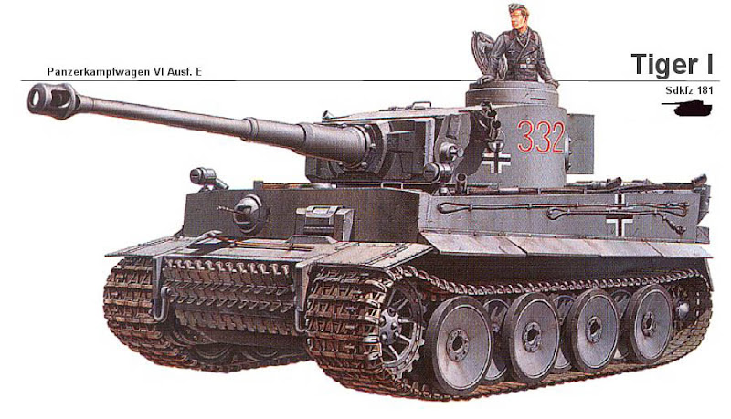Fear Of Driving >> Dark Roasted Blend: WWII Nazi's Tank Manuals: Unexpectedly Hilarious!