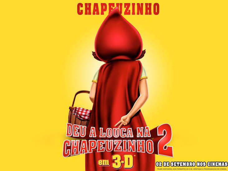 Download - Deu a Louca na Chapeuzinho 2 – BDRip AVI Dual Audio + RMVB Dublado