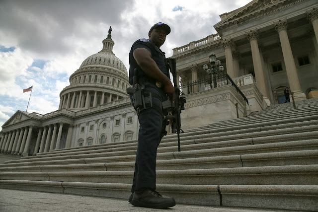 U.S. Capitol shooting may be resolved
