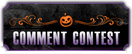Haunted Halloween: Comment Contest