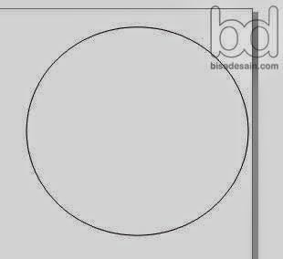 Gambar 02. Menggambar Doraemon dengan Corel Draw