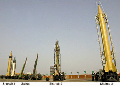 The shape and design of Iran's ominous nuclear weapon