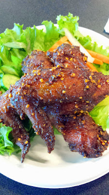 National Chicken Wing Day PDX