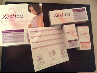 Zestica fertility kit