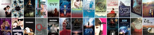 2012 AZ Book Challenge