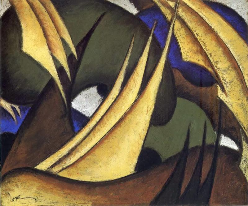 Arthur Dove - Sails