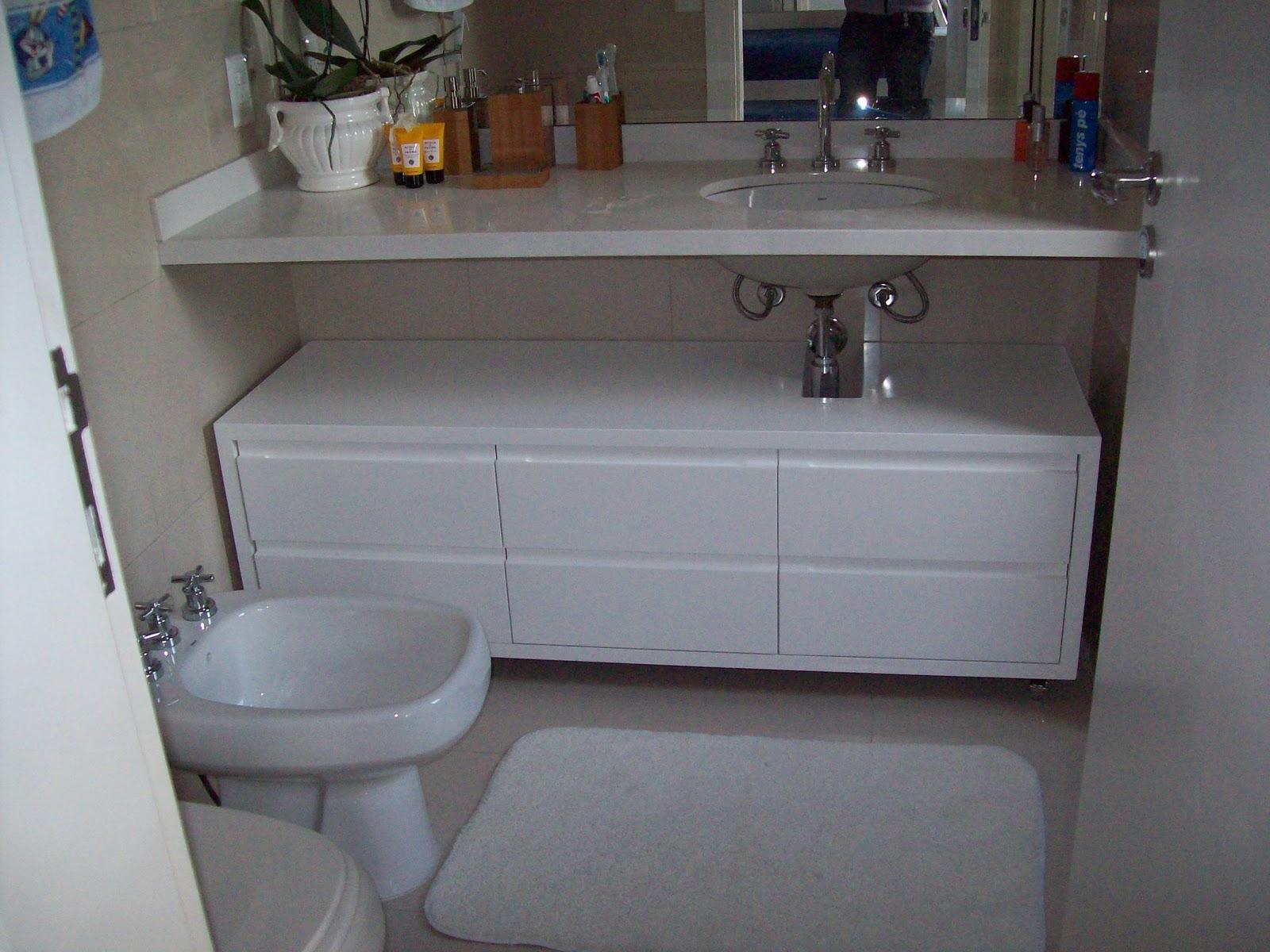 Carrinho em MDF e Laca Branco Fosco #434D5C 1600x1200 Banheiro Branco Fosco