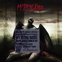 My Dying Bride - Songs Of Darkness, Words Of Light recenzja okładka review cover
