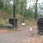 Lady Carrington Drive gate Sir Bertram Stevens Dr end (111640)