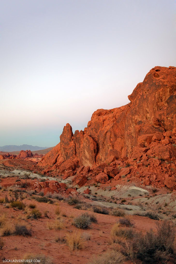 Valley of Fire Las Vegas.