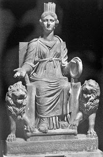 The Great Earth Mother Cybele Image