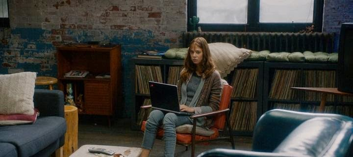 Screen Shot Of Hollywood Movie Two Night Stand (2014) Download And Watch Online Free at Alldownloads4u.Com