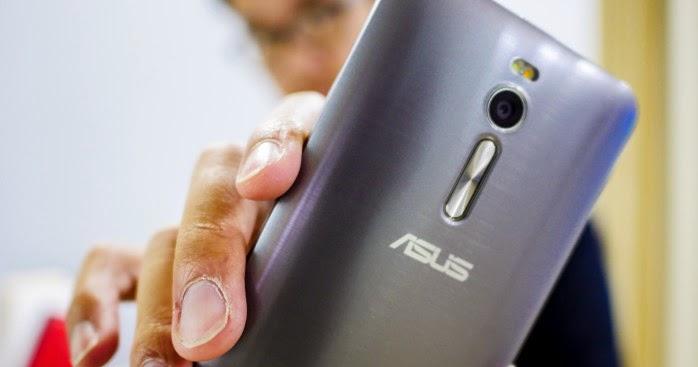 Asus Zenfone 2 RAM 4Gb chính hãng giá rẻ tại Hà Nội