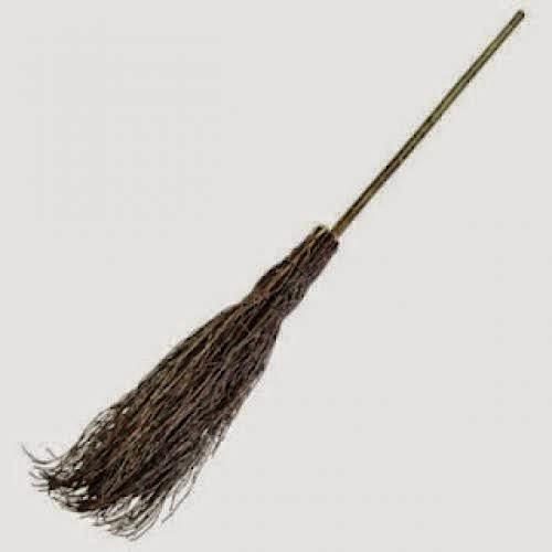 Tools Of The Craft Besom The Witchs Broom