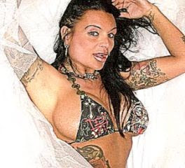 Chassity EBbole tattoochassity on Myspace