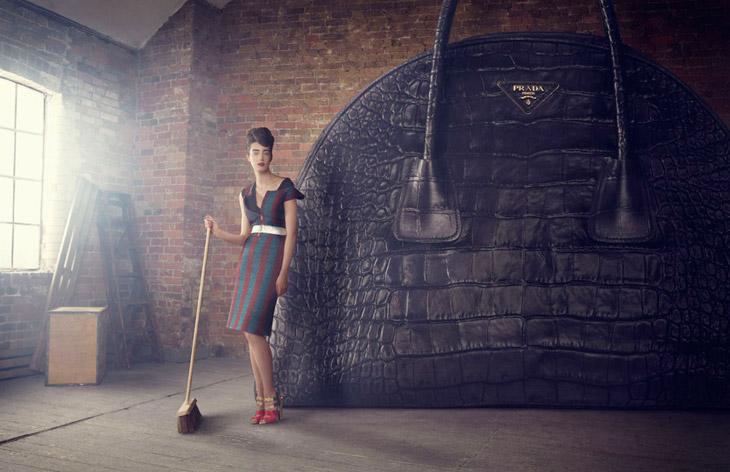 #英國 Harrods百貨公司:The Big Bag Theory 抓住女人的心! 3