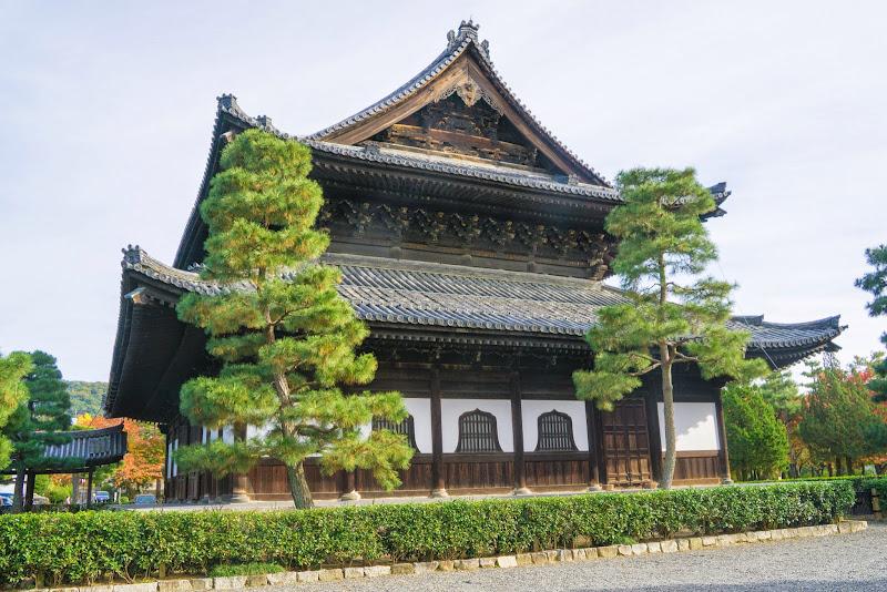 京都 建仁寺 写真2