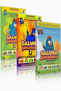 dq27hx Download   Galinha Pintadinha