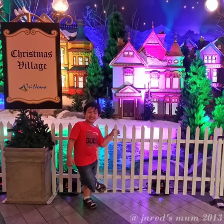 Christmas Village ~ Trinoma