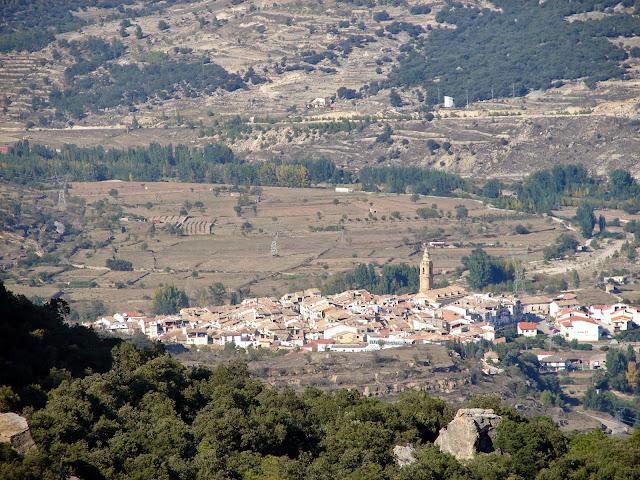 Senderismo - Forcall - PR-CV 116 - PR-CV 119 - Cinctorres- PR-CV 118 Sant Cristòfol