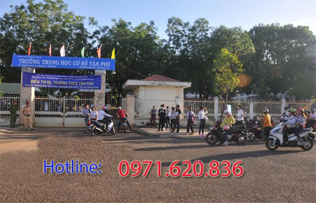 Đăng Ký Internet FPT Phường Tân Phú
