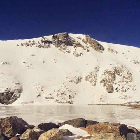 St. Mary's Glacier; Idaho Springs, Colorado