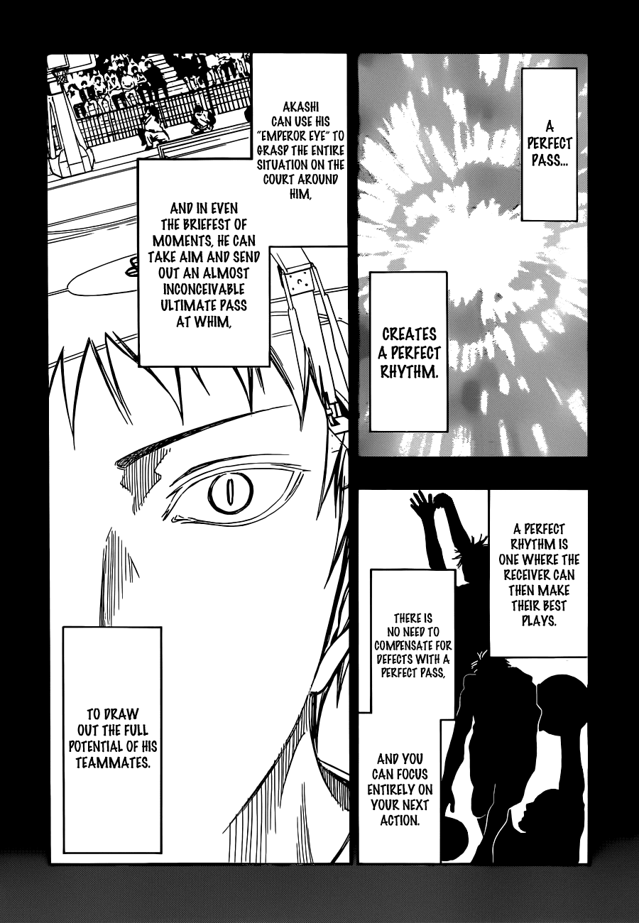 Kuroko no Basket Manga Chapter 268 - Image 06